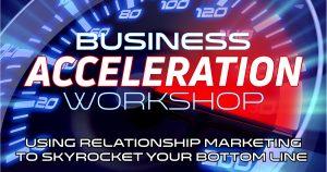 Business Acceleration workshop